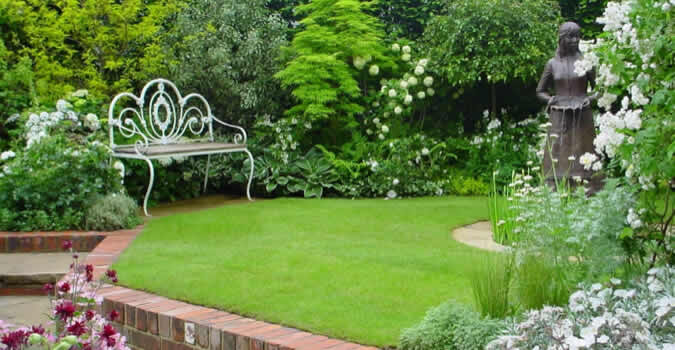 backyard landscaping ideas - Lawn Maintenance - Greenville, NC Chop Chop Landscaping